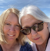 7th Jun 2021 - Selfie sisters