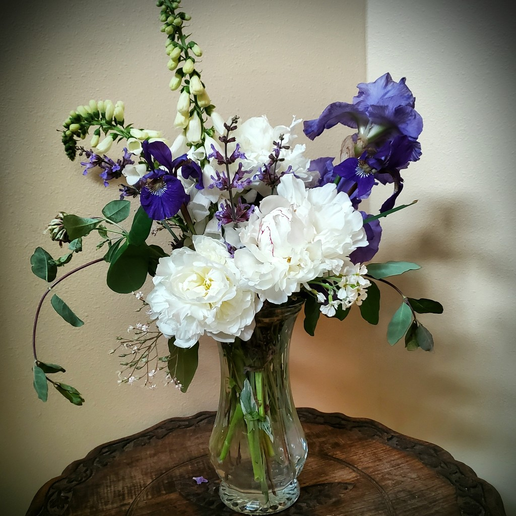 Bouquet of the day by shesnaps