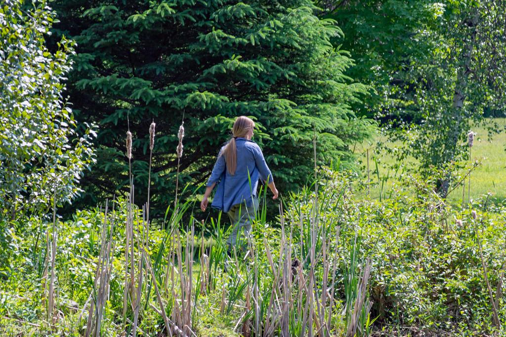 June Words - Walking by farmreporter