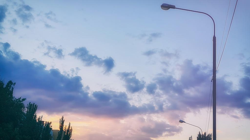 Evening sky by evgeniamsk