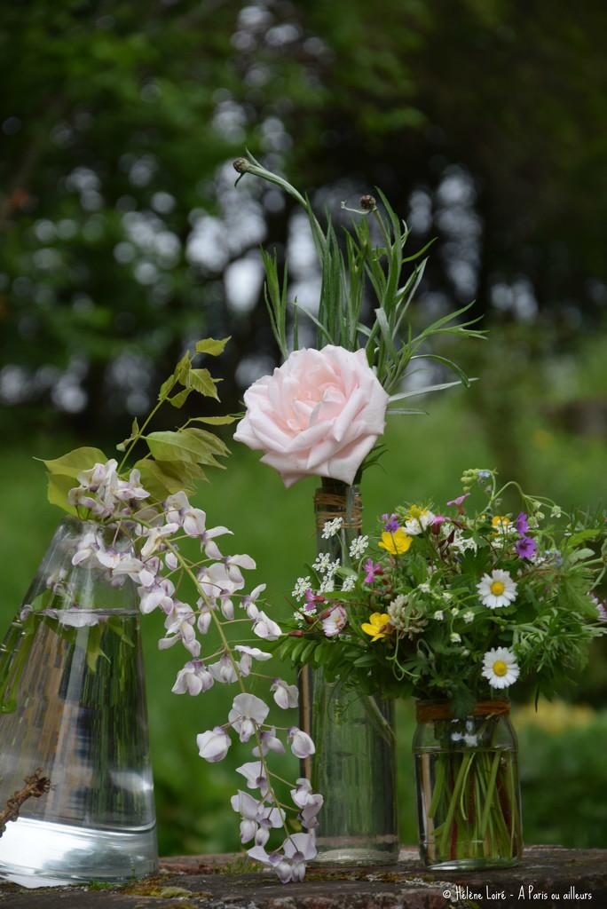 bouquets by parisouailleurs