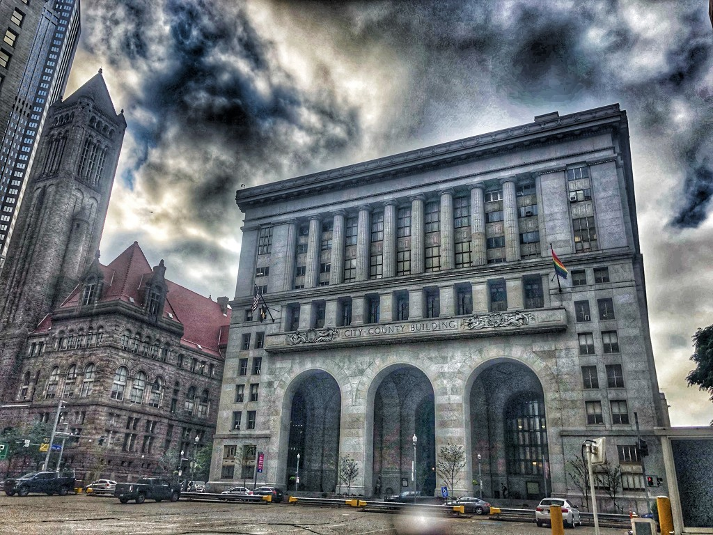 City-County Building by not_left_handed