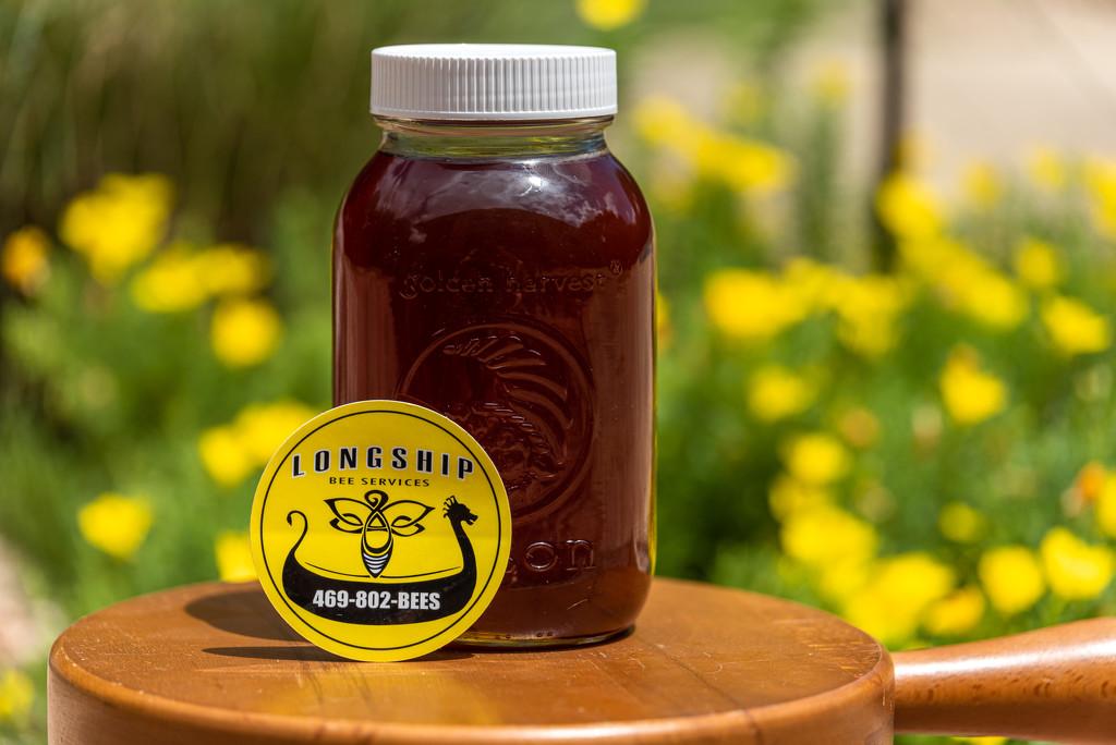 Raw Honey by johnnychops