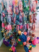 9th Jun 2021 - Candy leis for students