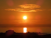 10th Jun 2021 - Sunset June 8th @ 10.08 pm