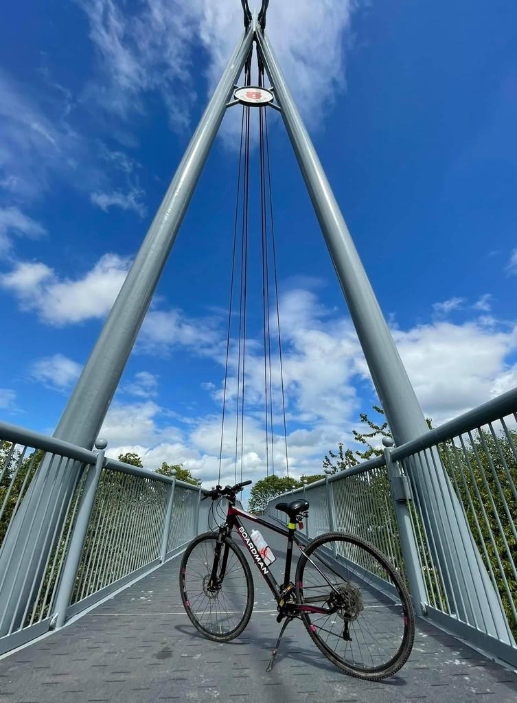 Sabrina Bridge by photopedlar