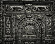 6th Jun 2021 - 0606 - Part of Canterbury Cathedral Door
