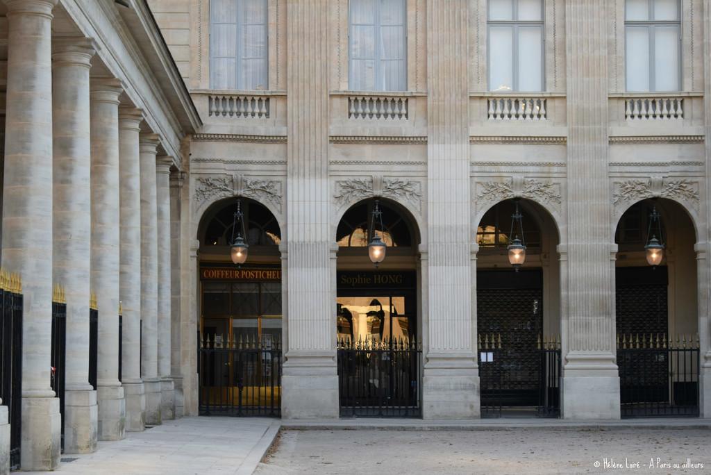 Palais Royal Garden by parisouailleurs