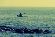 5th Jun 2021 - sea canoe
