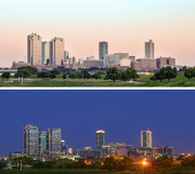 11th Jun 2021 - Fort Worth Skyline