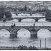 Prague bridges.