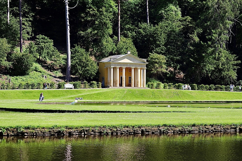 Studley Royal Water Gardens by carole_sandford