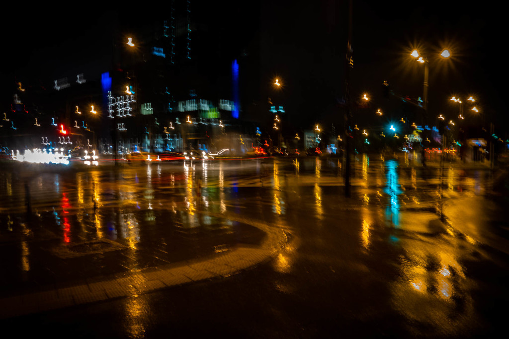 Night fun with the camera  by haskar
