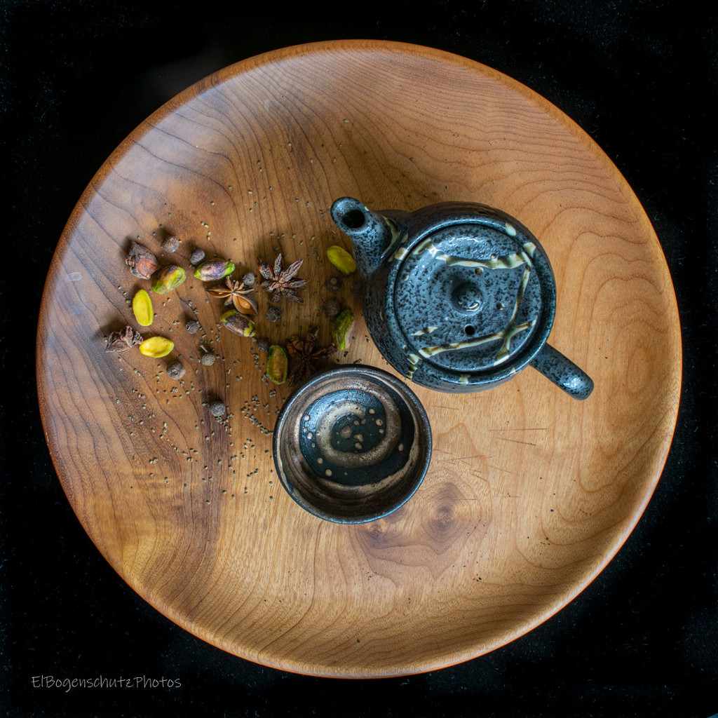 Tea and Spices by theredcamera