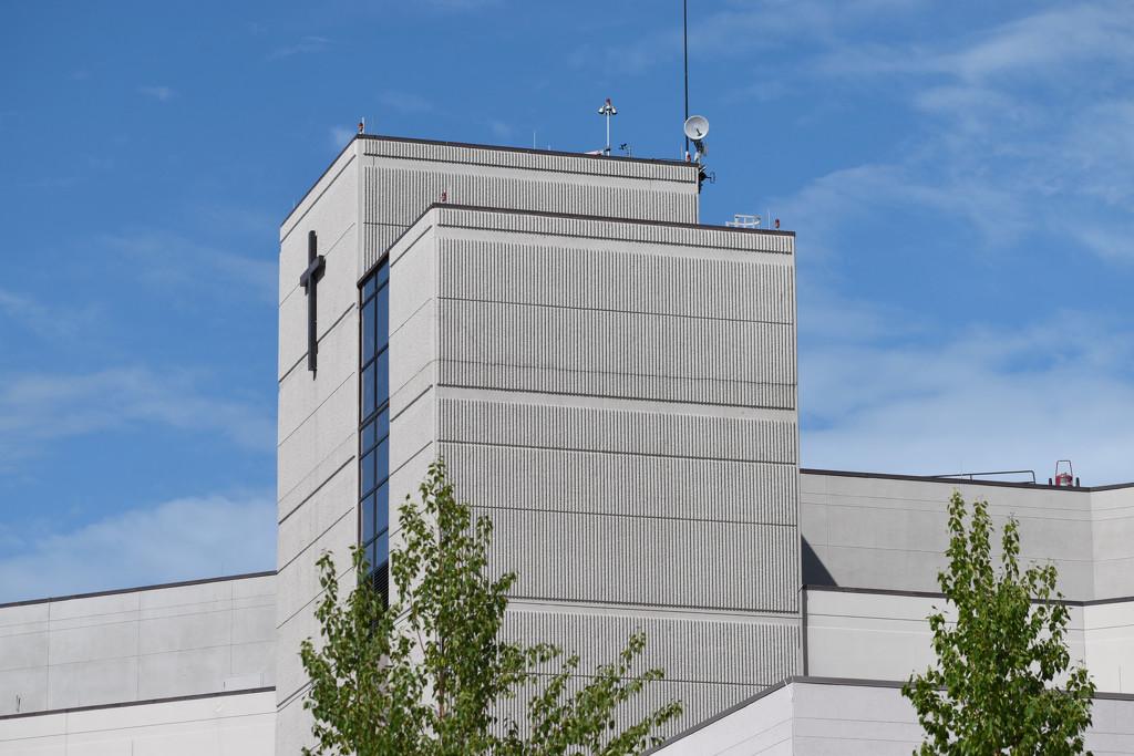 St. Patrick's Hospital, Missoula Montana by bjywamer