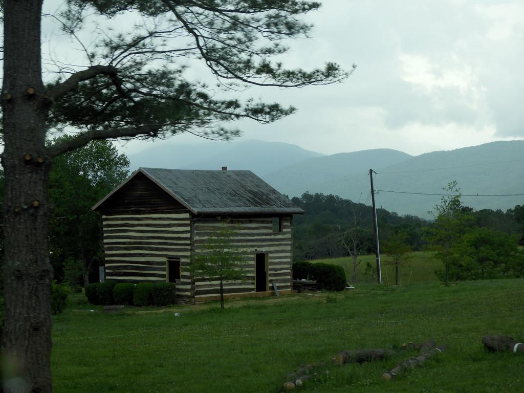 Mountain cabin by homeschoolmom