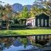 Garden reflections by ludwigsdiana