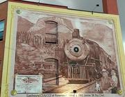 12th Jun 2021 - Locomotive  Mural