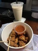 12th Jun 2021 - Soyful and Bobo Popcorn Chicken