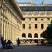 al fresco in the Palais Royal garden