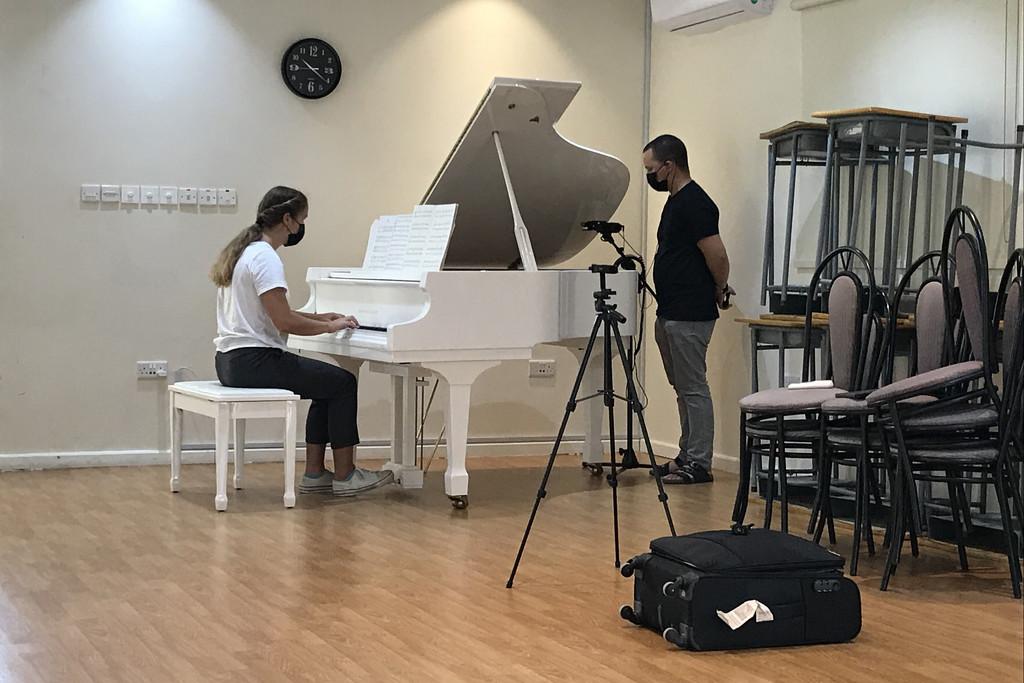 Recording!  by ingrid01