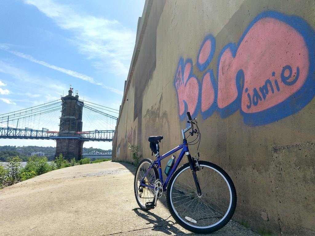 Cincy Cycling Adventure by alophoto