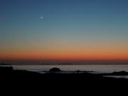 13th Jun 2021 - Sunset June 12th @ 11.28 pm