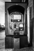 13th Jun 2021 - city phone booth