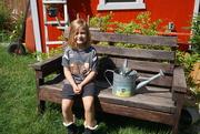 16th Jun 2021 - Little Farm Girl