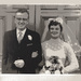 Doug and Eirwen on their wedding day