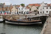 16th Jun 2021 - Reaper in Anstruther Harbour