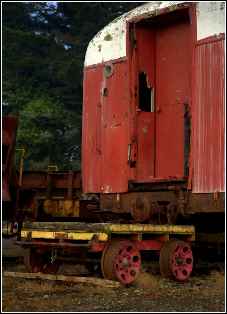 The old railway yard by dide