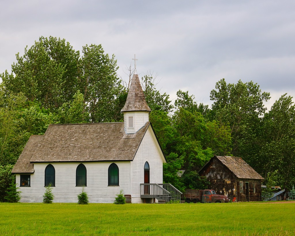 My Own Private Church by rwaterhouse