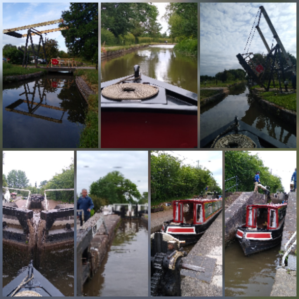 Going through Canal Barriers by 30pics4jackiesdiamond