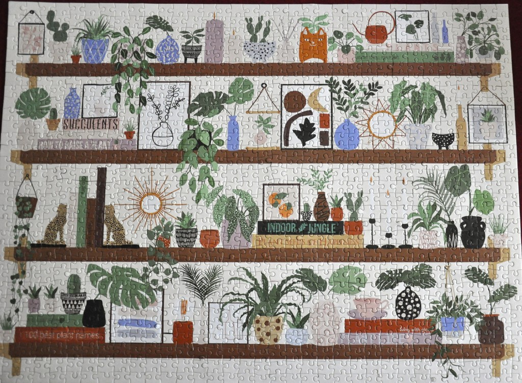 The latest puzzle completed....... by sailingmusic