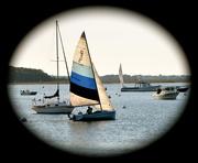 19th Jun 2021 - An evening sail.......