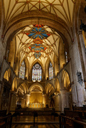 15th Jun 2021 - 0615 - Tewkesbury Abbey