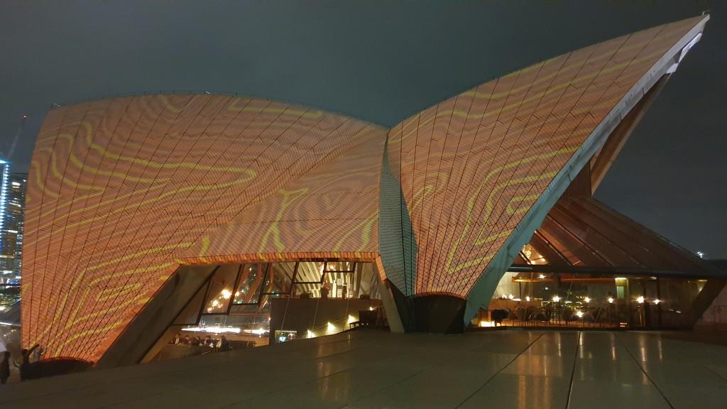 Sydney Opera House by julianneovie