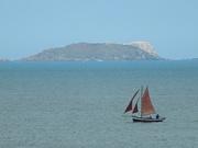 20th Jun 2021 - The red sail