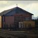 Waihi Railway shed