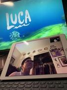 20th Jun 2021 - Luca with Daniel