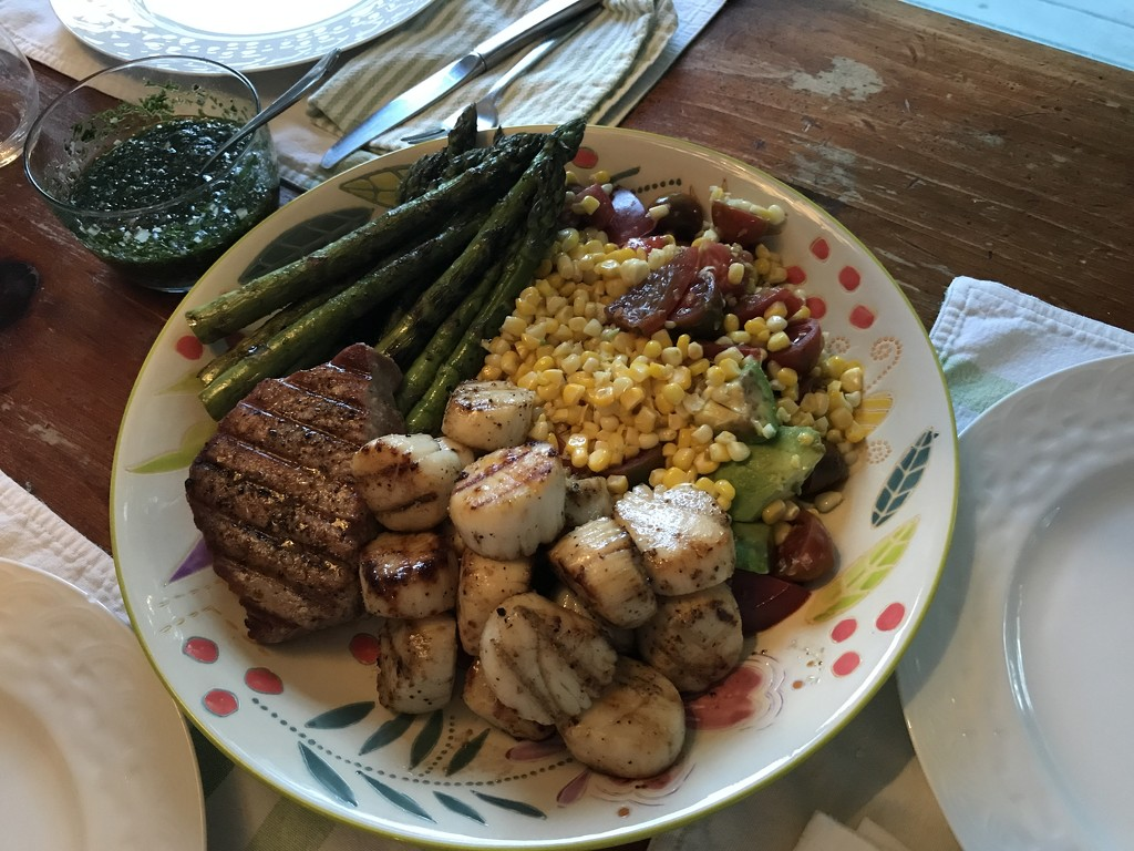 Home Cooking by the Chef by allie912