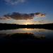 Sunset, Reflected Cloud