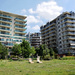Residential park directly on the banks of the Danube. by kork