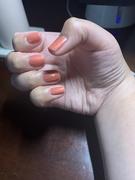 22nd Jun 2021 - Painted nails