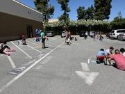 23rd Jun 2021 - Summer Palooza at school