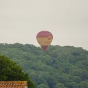 21st Jun 2021 - hot air balloon