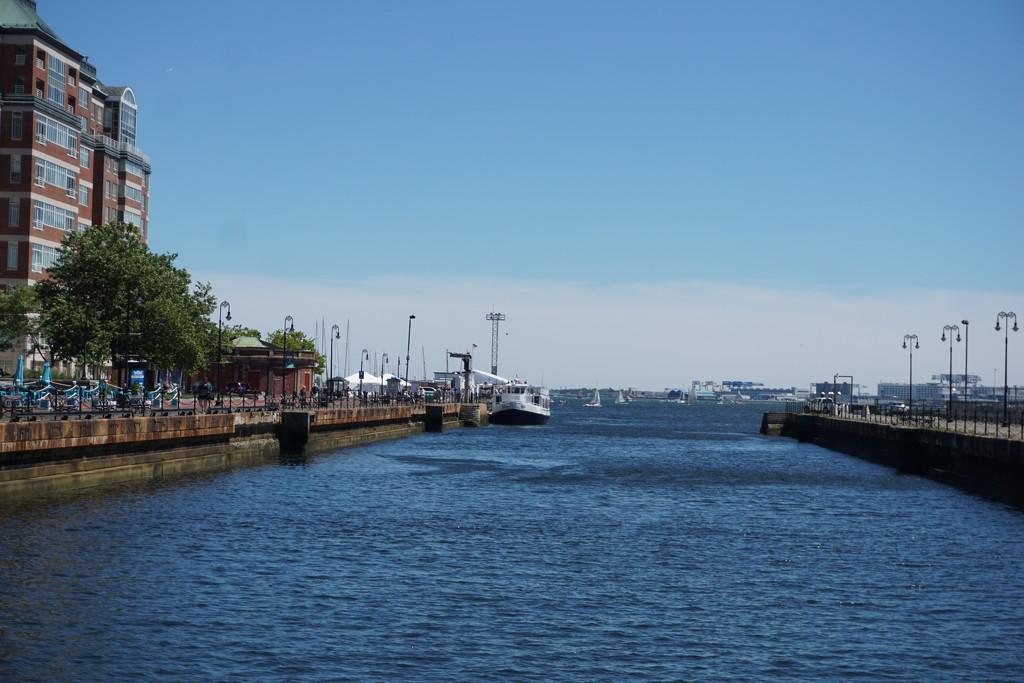 The Navy Yard in Charlestown by allie912