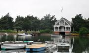 27th Jun 2021 - Boathouse..........