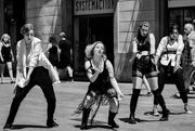 26th Jun 2021 - Street Performers